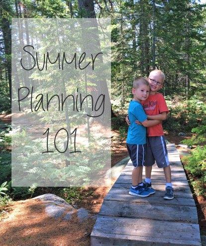 Summer-Planning-101