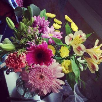 My pretty flowers!