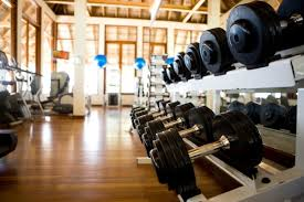 5. Join a gym