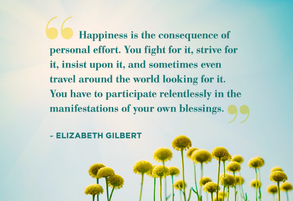 Relying on Someone Else for Your Happiness