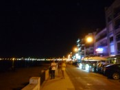 Many trattorias and pubs along the beachfront where the locals gather to eat, drink and just enjoy one another's company