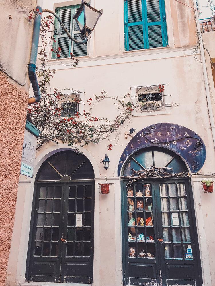 Old Town Corfu Tips