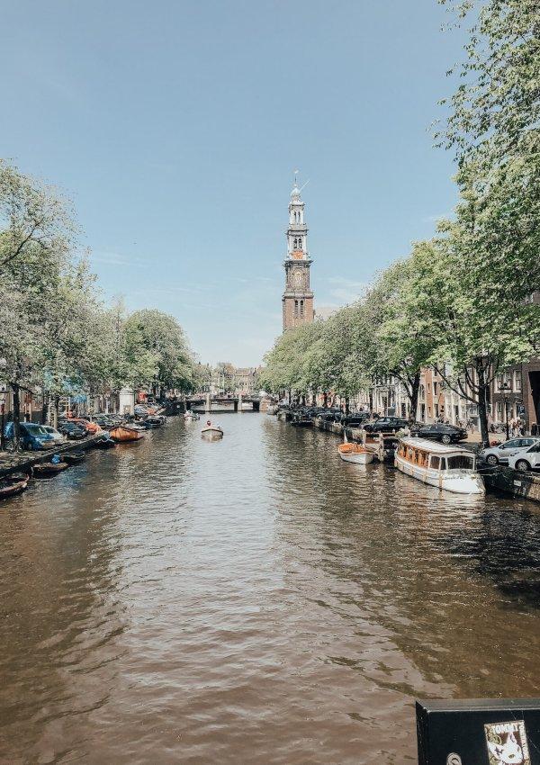 Solo Trip To Amsterdam