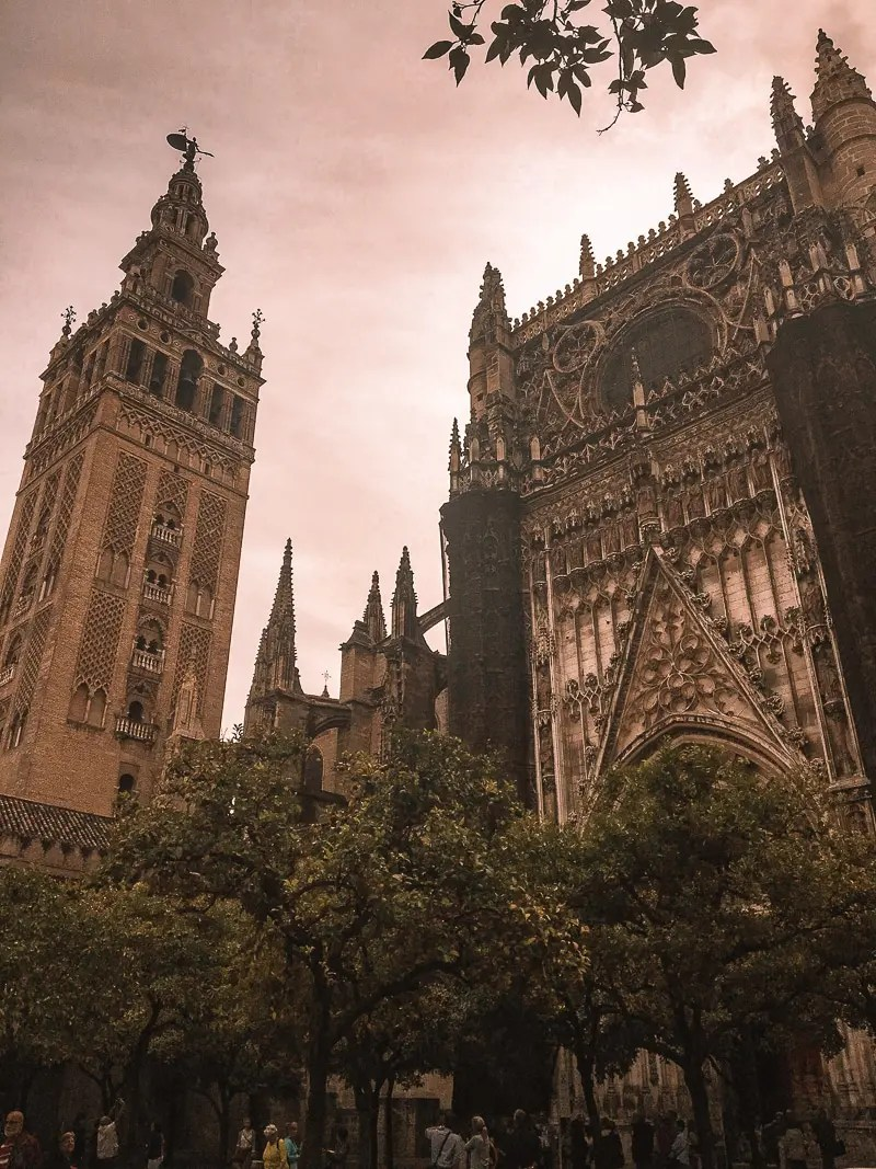 Best Places in Spain to Travel Alone   Famous Church Seville