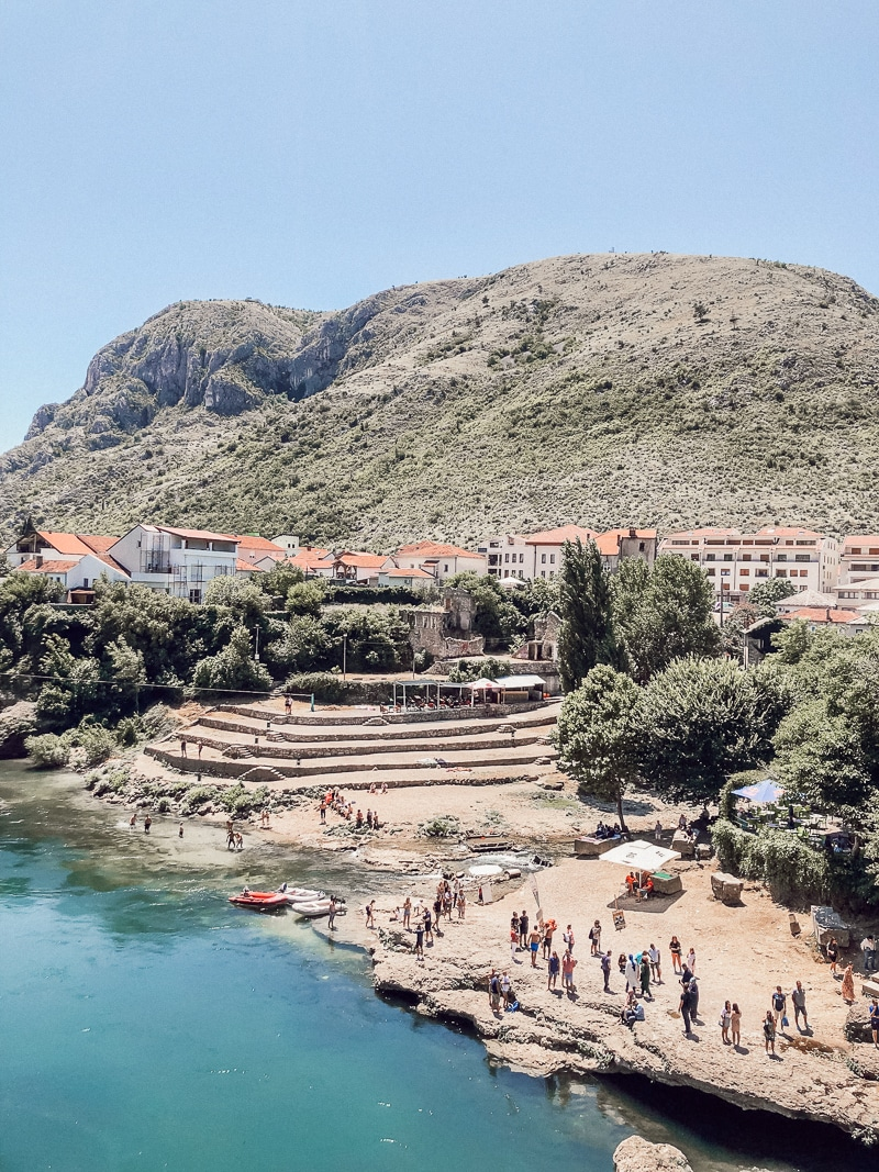 Bosnia and Herzegovina - Are the Balkans Safe For Women? | View from the Mostar Bridge