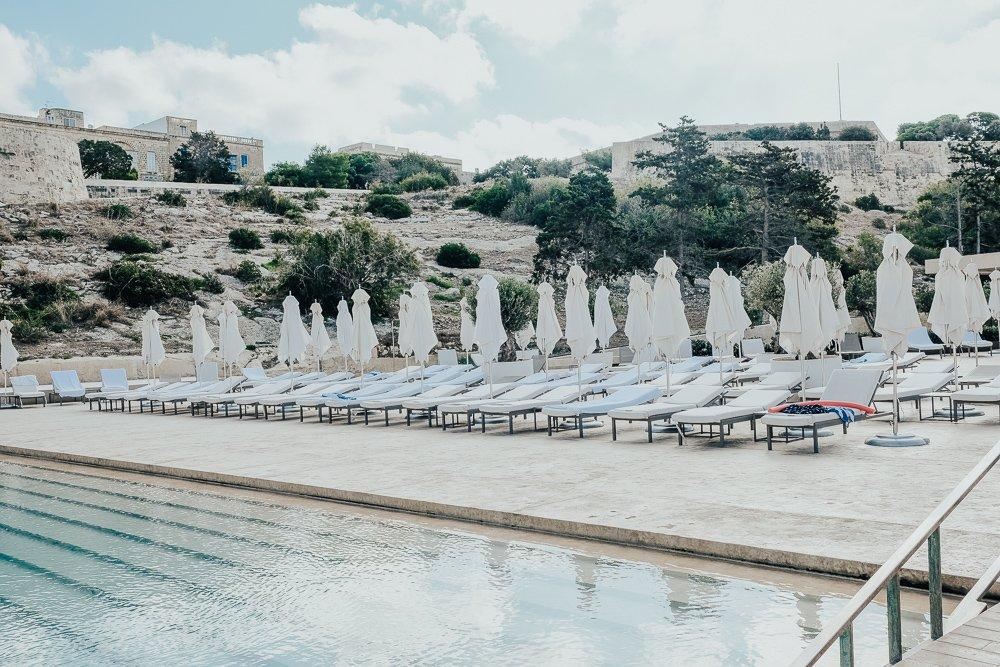 Phoenicia Hotel Pool