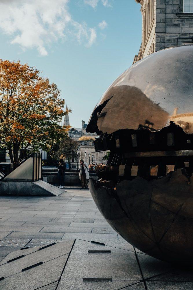 Trinity College Sculptures