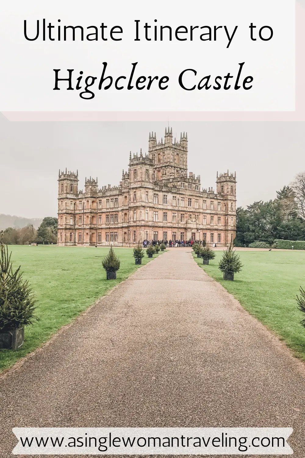 Pin for Highclere Castle Tips