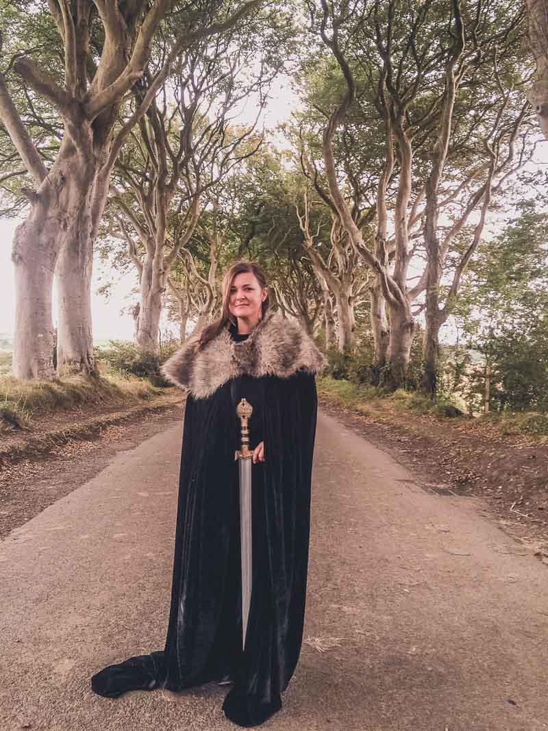 Dark Hedges Game of Thrones Tour