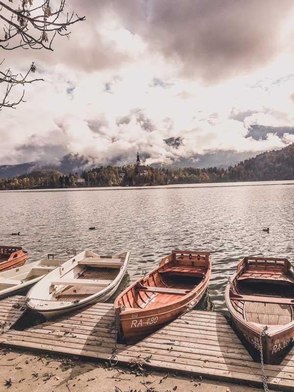 Lake Bled Slovenia Photography