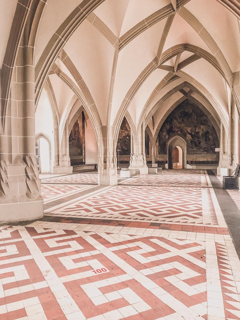 Halls Inside Albrechtsburg