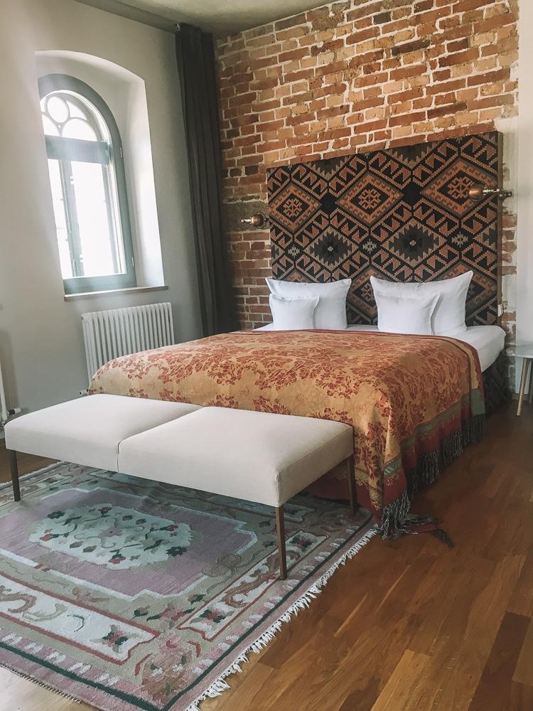 Bedroom at Emmerich Hotel Gorlitz