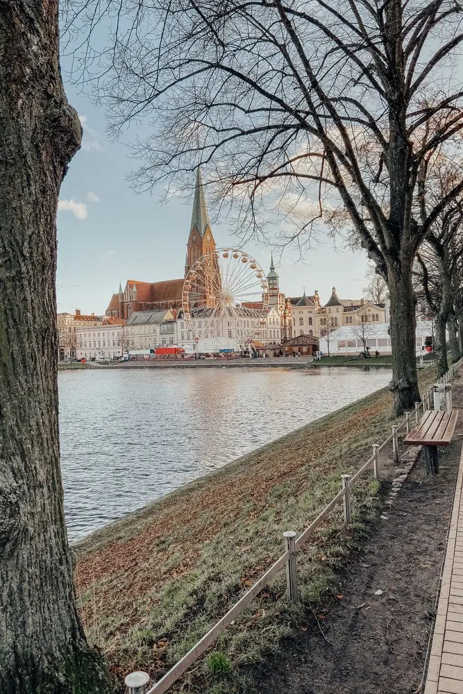 Schwerin at Christmas Time