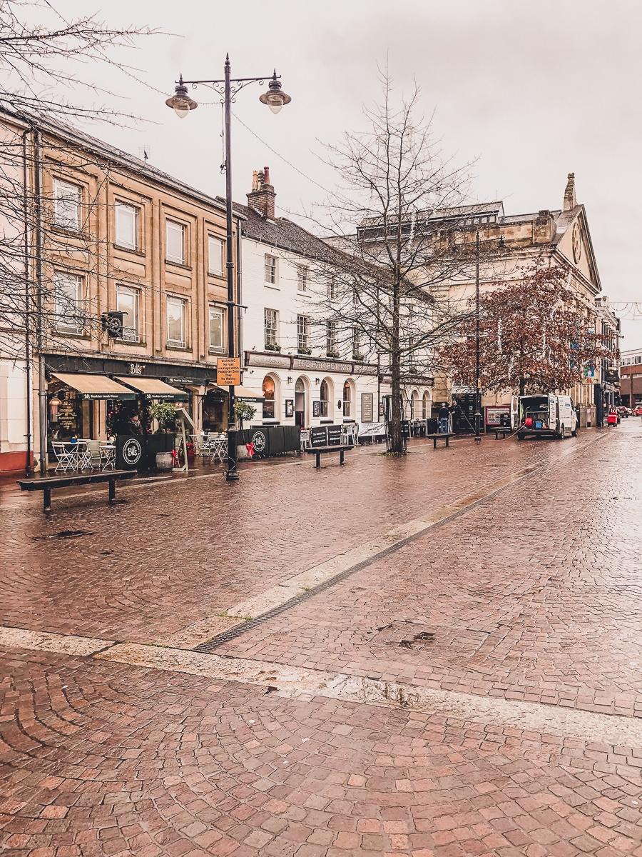Streets of Newbury UK