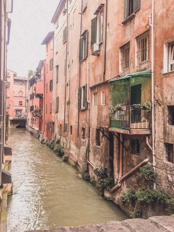 Best 15 Pictures of Bologna Little Venice in Bologna
