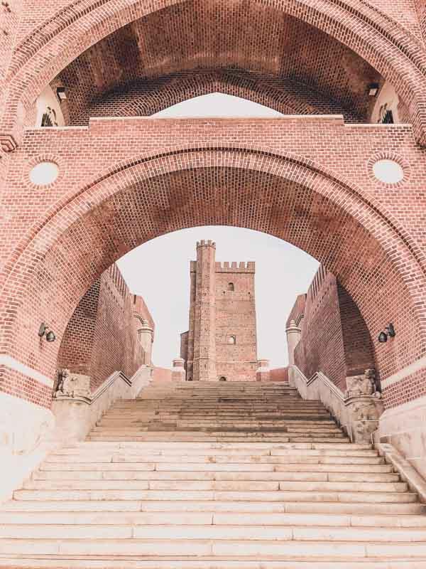 Helsing Sweden gate