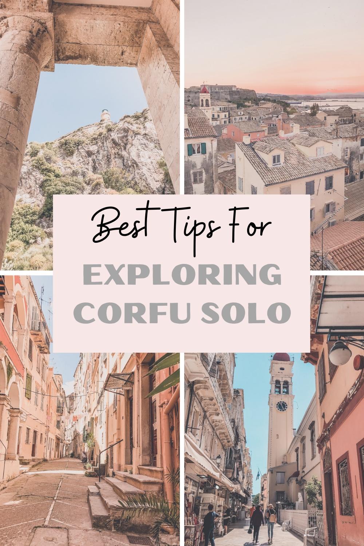 Best Tips For Exploring Corfu