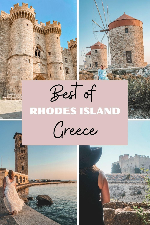 Best of Rhodes | Greek Island Destinations