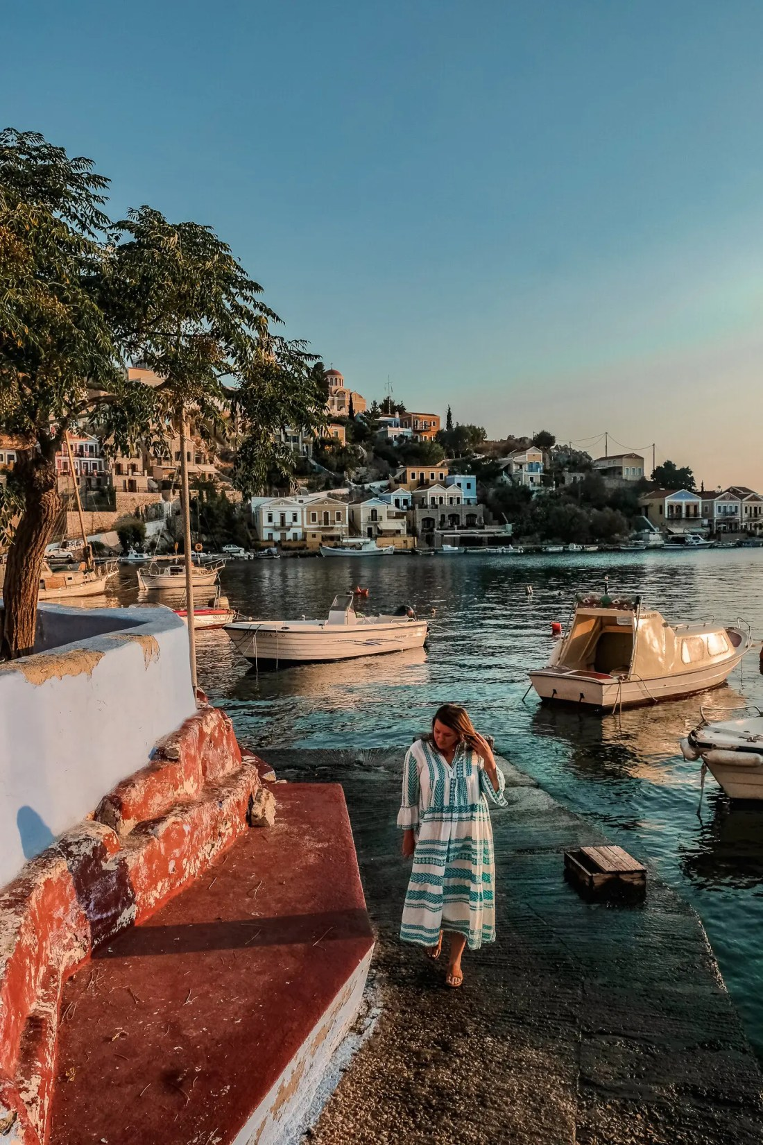 solo traveling tips Greece