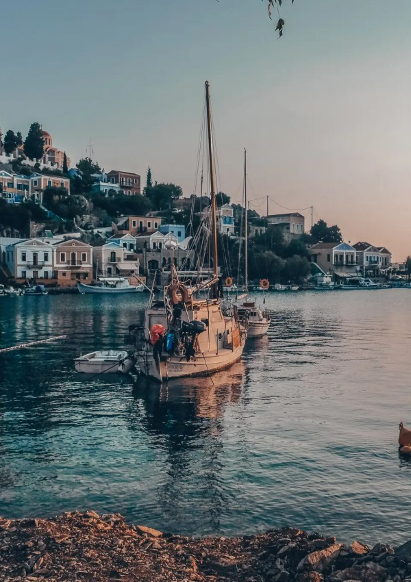 Things to Do in Symi Solo