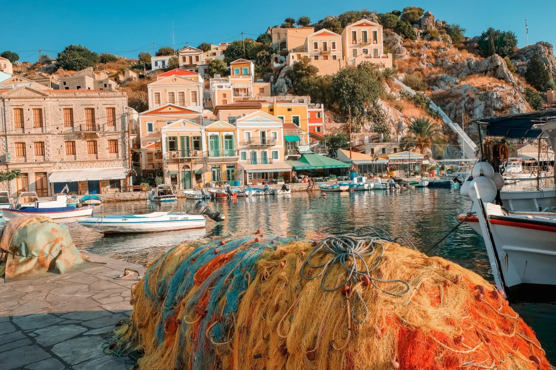 Rhodes To Symi Greece Travel Guide