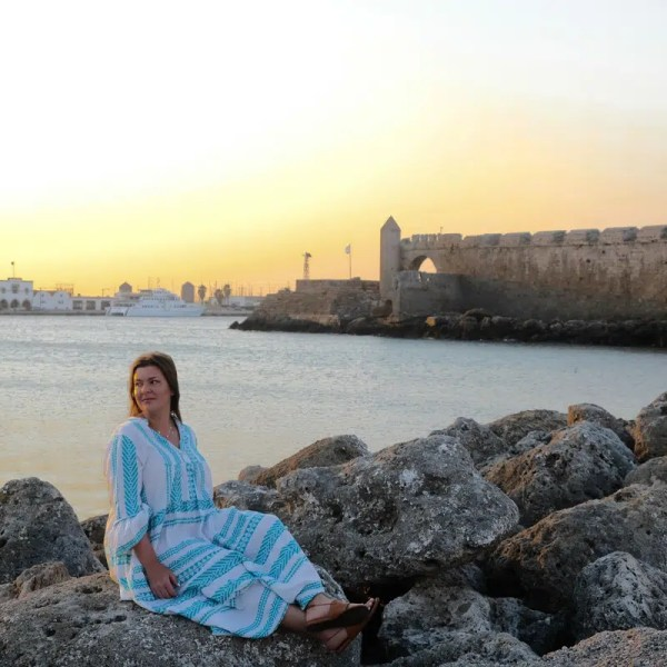 Rhodes Itinerary A Solo Woman Traveling
