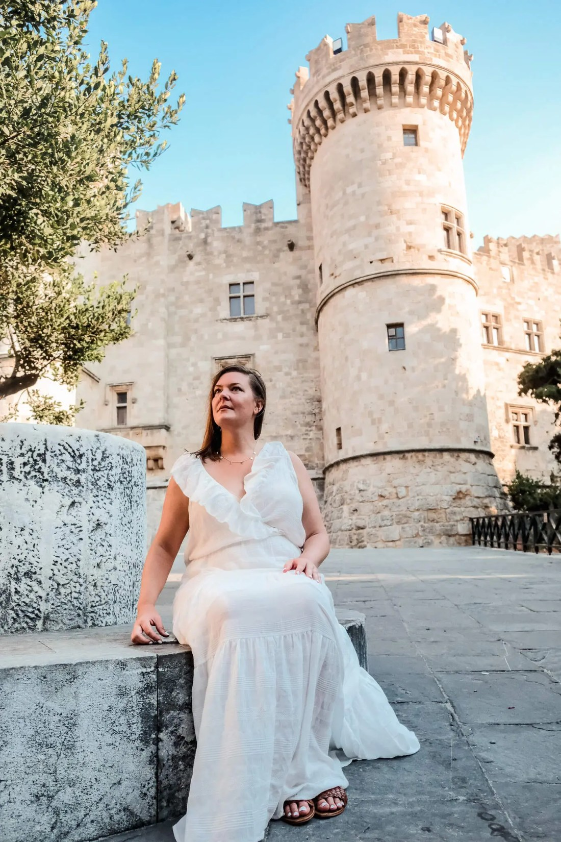 Rhodes Itinerary For Solo Females