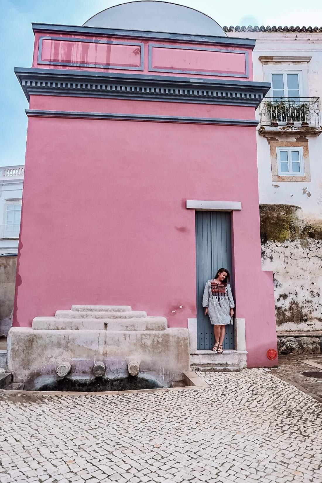 Old Town Tavira Portugal
