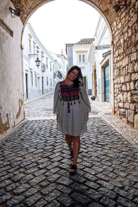 Solo Woman Travel in Faro