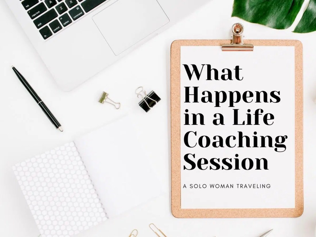 What happens in a Life Coaching Session