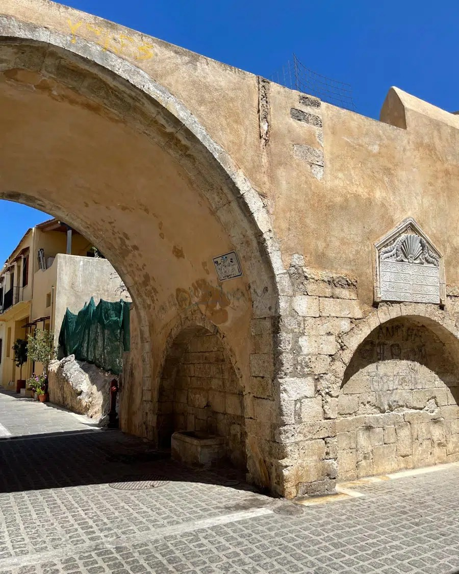 Day Trip to the Town of Rethymno