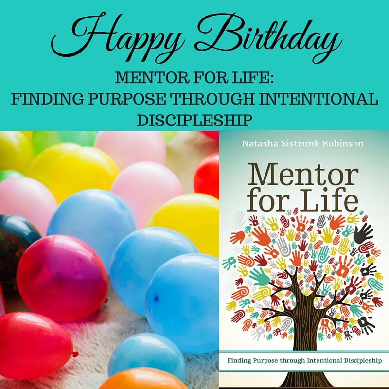 "Natasha's Study Happy Birthday ""Mentor For Life!"" – A"