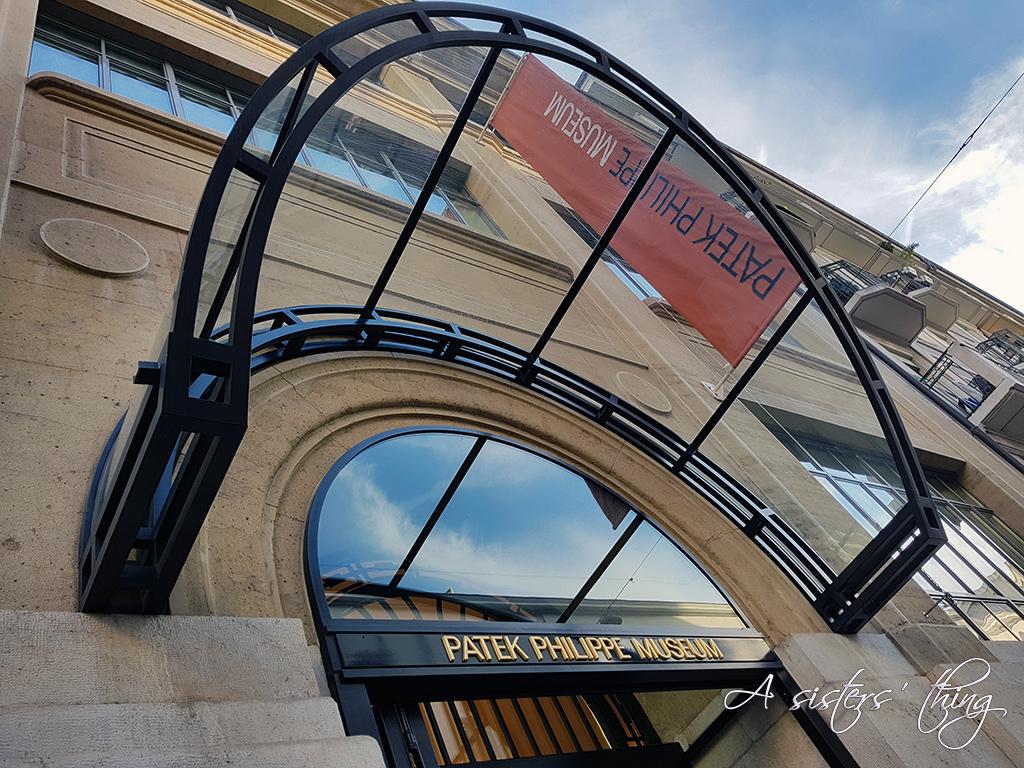 Geneva Patek Philippe Muzeum