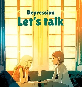 WHO depression poster