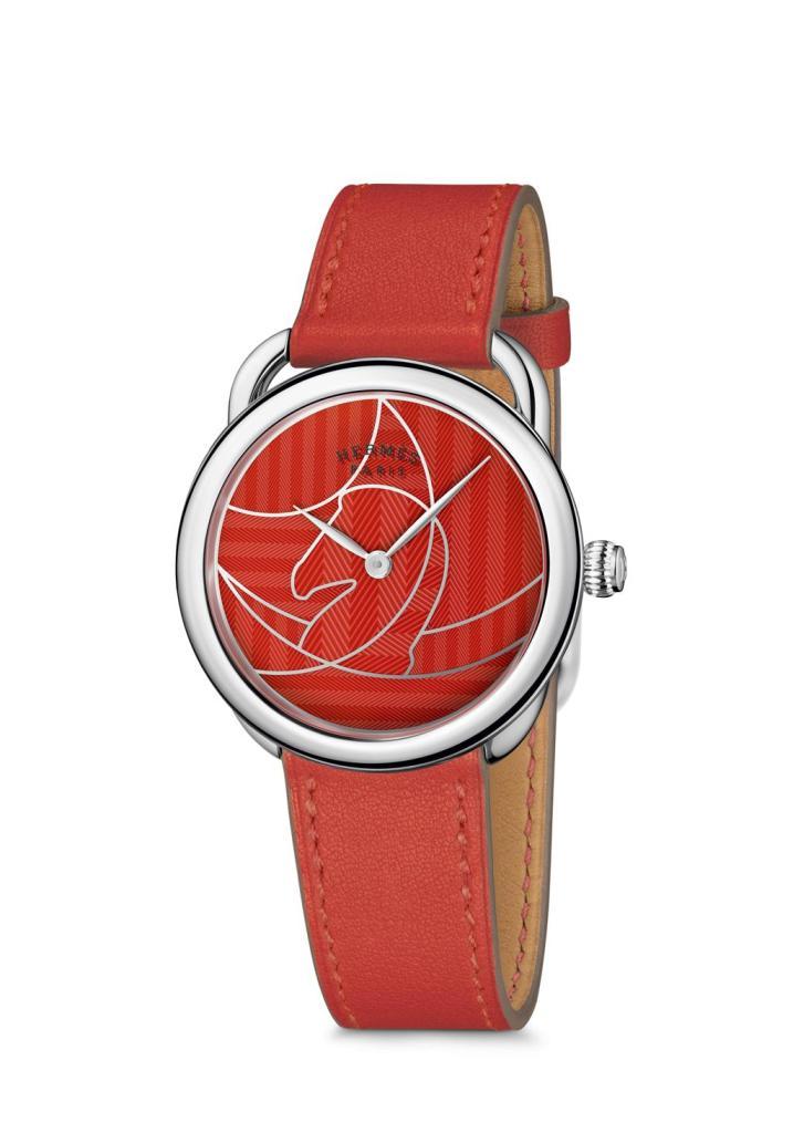 Hermes Arceau Casaque red 2