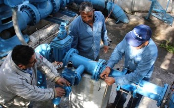 A la fecha se tiene un avance del 80 por ciento en la limpieza y desinfección de los tanques que se tienen contemplados para este año.