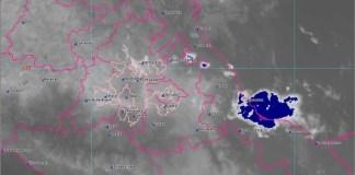 clima pronóstico Toluca estado de México Edomex