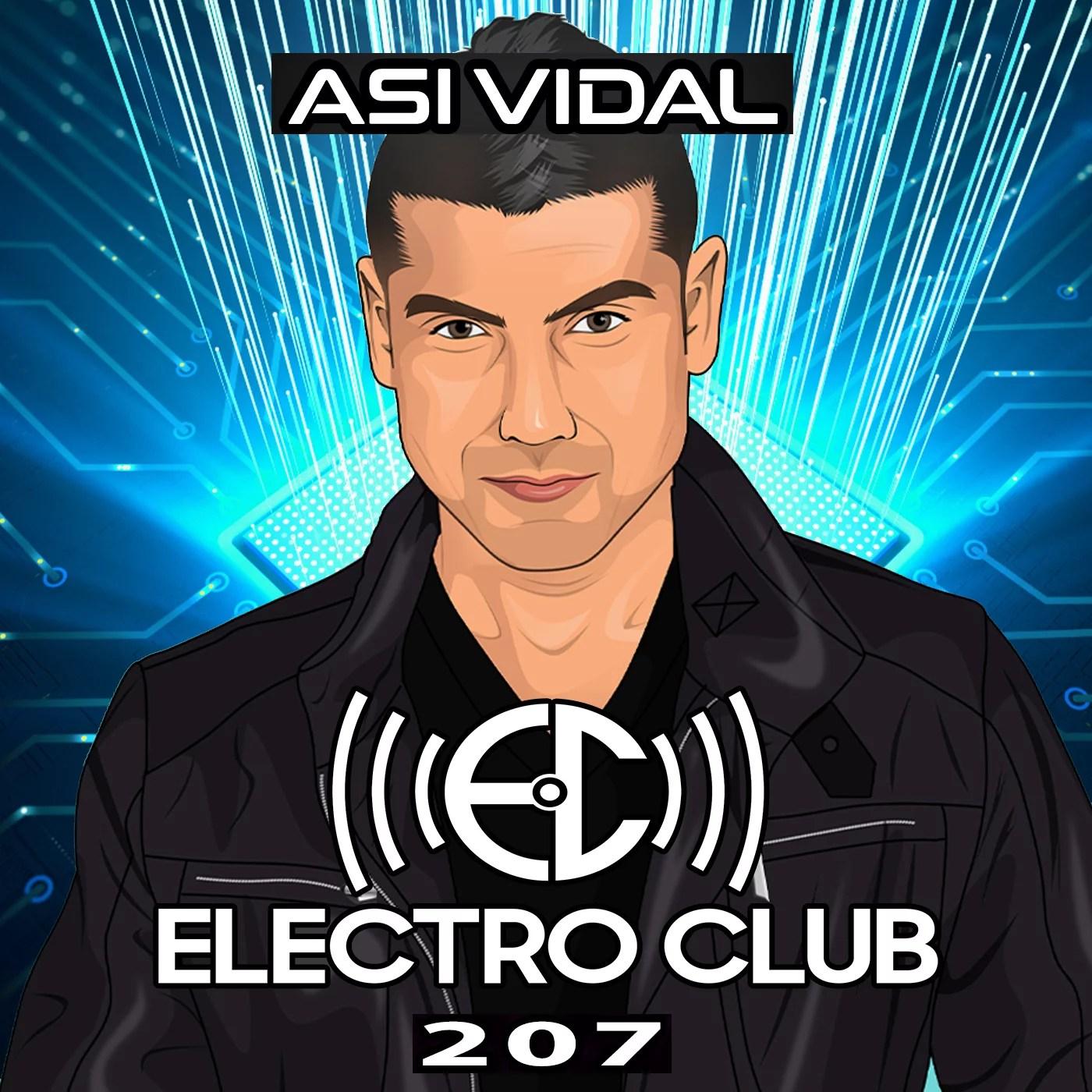 Asi Vidal electro club 207