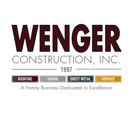 Wenger Construction, Inc. logo