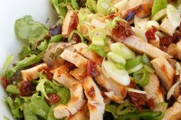 ASJ party catering West Midlands and Dudley. Chicken Salad