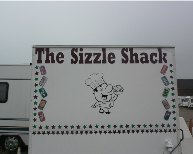 The Sizzle Shack. Outside Catering West Midlands