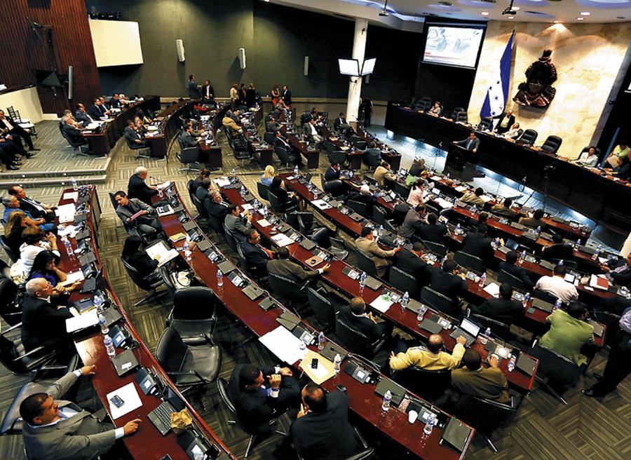 Resultado de imagen para congreso nacional de honduras