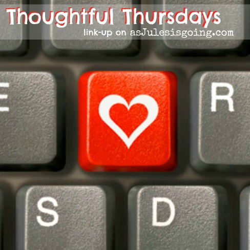 My Laundry Room Smells Like Poop {Thoughtful Thursday} - as