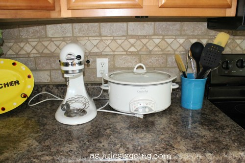 Kitchen Counter Small Appliances