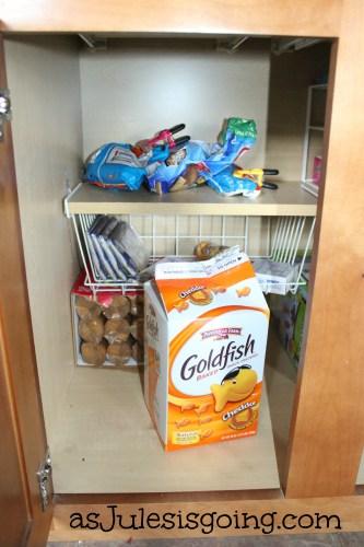 Snack Cabinet side 1