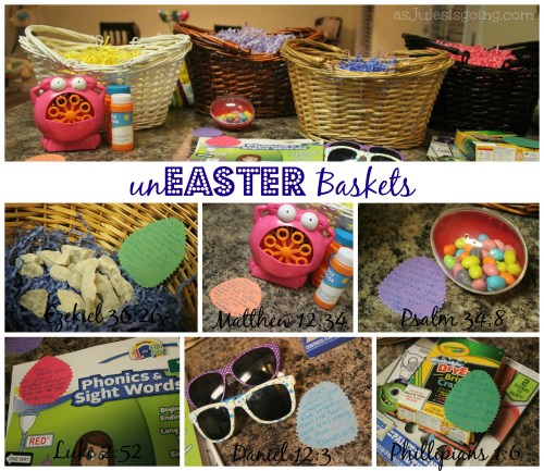 Purposeful Easter Basket Gifts