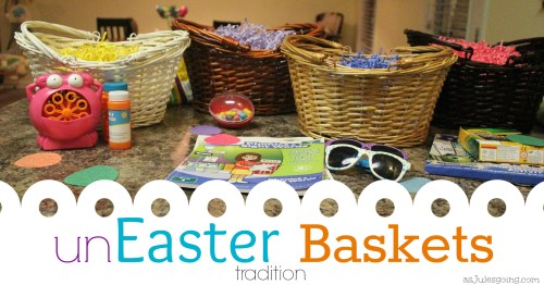 unEaster Baskets