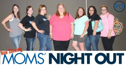 Mom's Night Out {group pic}