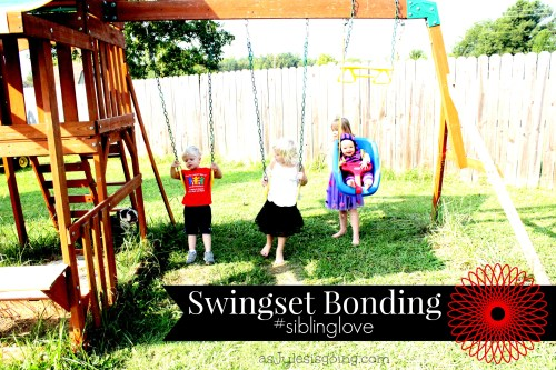 Swingset Bonding
