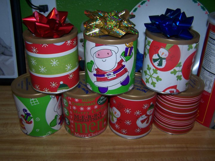 Advent {Day 8}: UpCycle Gift Wrap (3/5)